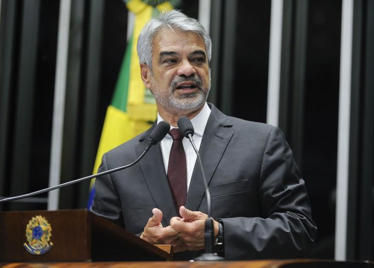 Senador Humberto Costa é o autor do PLS 562/2011. Foto: Moreira Mariz/Agência Senado