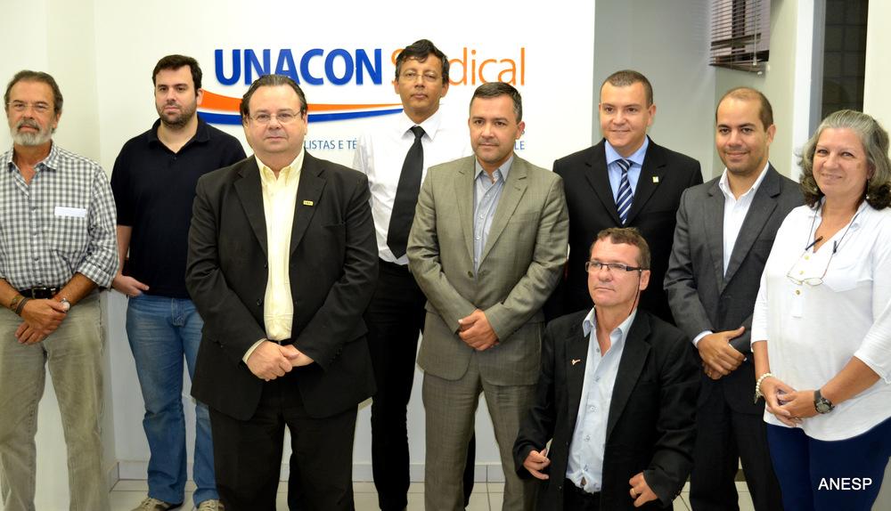 Entidades reunidas em torno do tema Campanha Salarial 2014. Foto: Filipe Calmon/ANESP