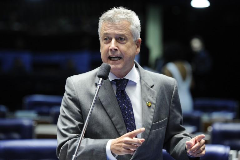 Senador Rodrigo Rollemberg. Foto: Pedro França/Agência Senado
