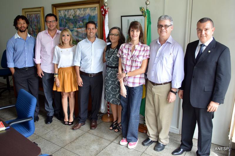 Diretorias reunidas. Foto: Filipe Calmon/ANESP