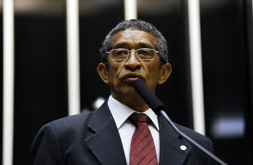 Deputado Vicentinho é o relator da PEC. Foto: Gustavo Lima / Câmara dos Deputados
