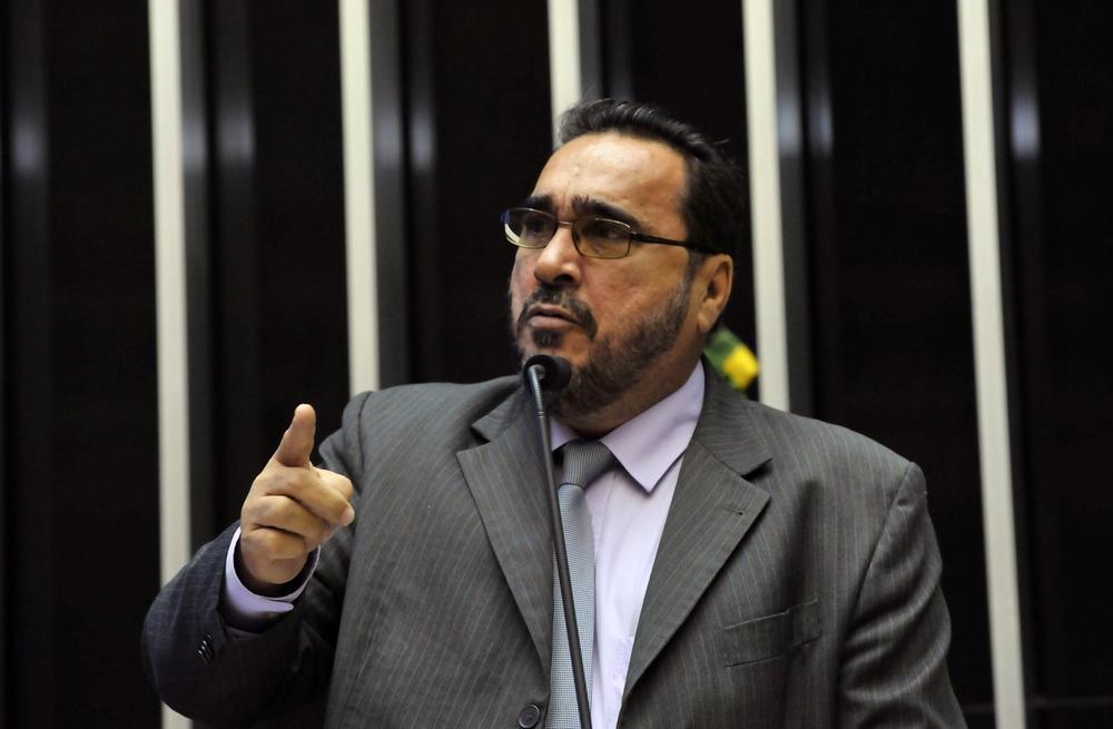 Deputado Amauri Teixeira, autor da proposta. Foto: Luis Macedo / Câmara dos Deputados