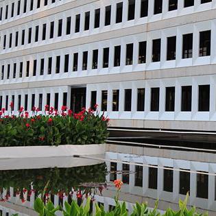 Sede do TCU em Brasília. Foto: Divulgação/TCU