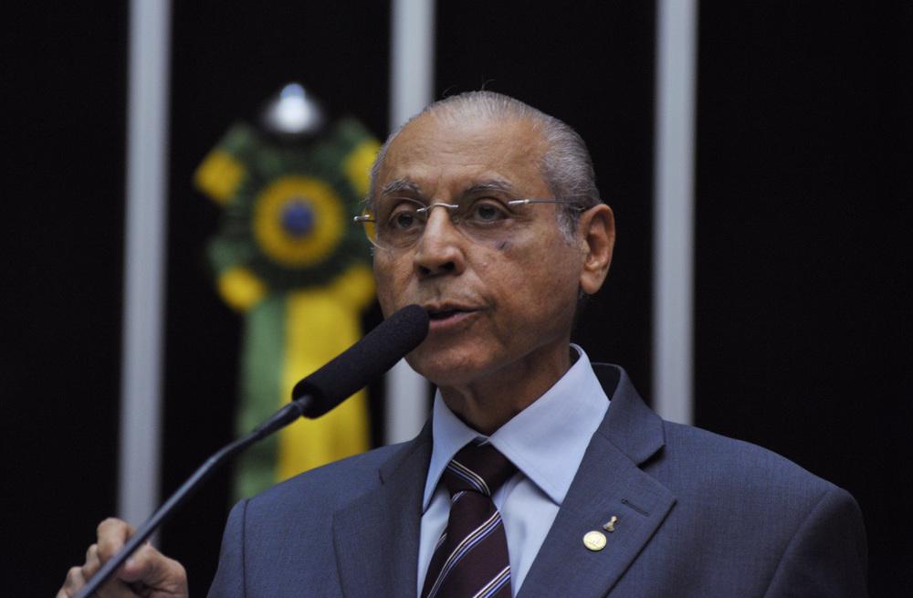 Deputado Júlio Campos. Foto: Zeca Ribeiro/Câmara dos Deputados
