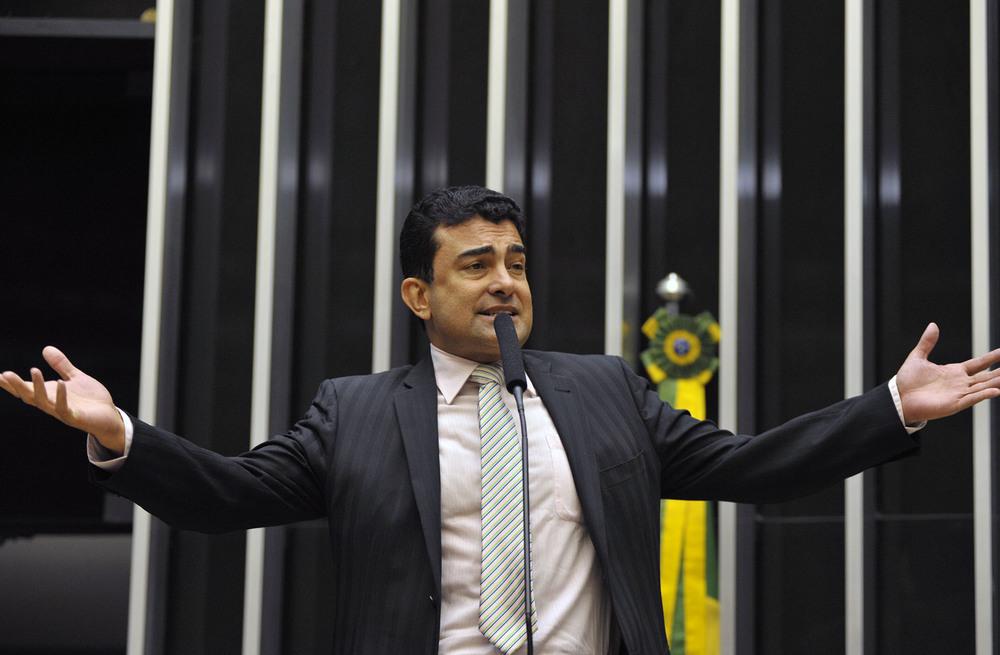 Deputado Marçal Filho foi quem solicitou a audiência pública. Foto: Luis Macedo / Câmara dos Deputados