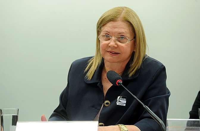 Cynthia Beltrão representou o MP. Foto: Gabriela Korossy / Câmara dos Deputados