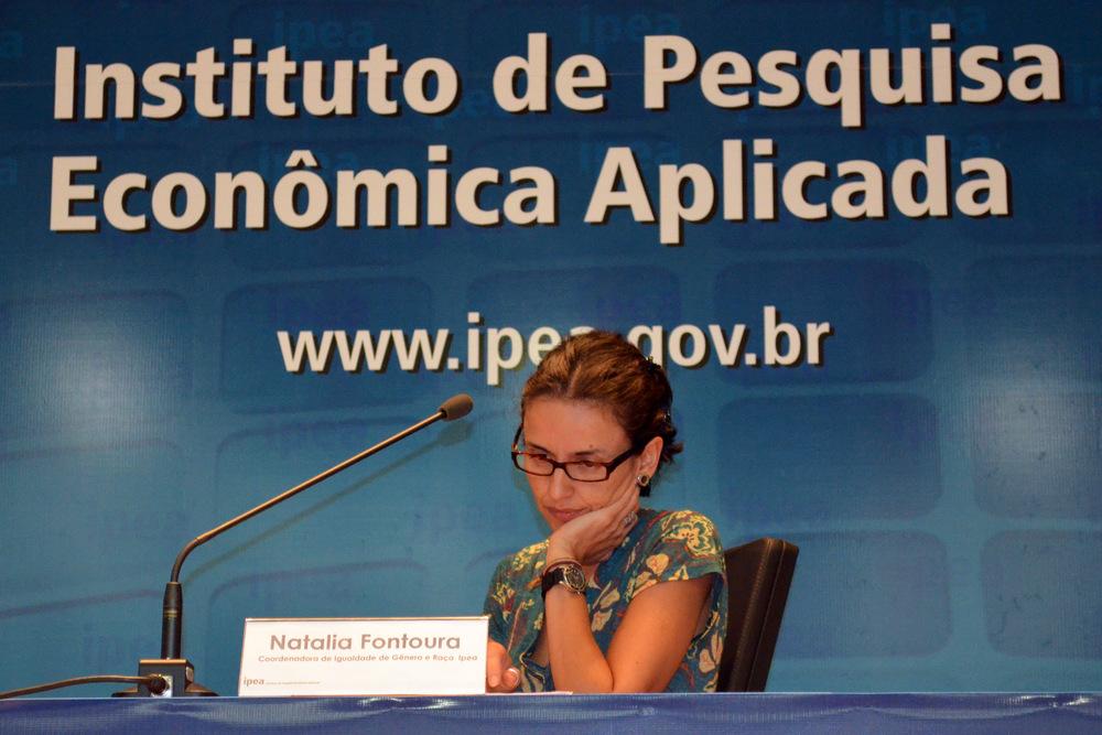 Fala baseada em estudos e pesquisa. Foto: Filipe Calmon / ANESP