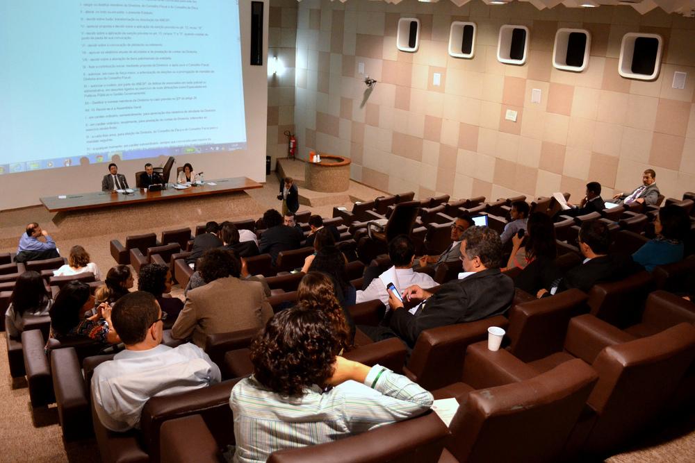 Criação dos GTCs foi decidida em assembleia. Foto: Filipe Calmon / ANESP