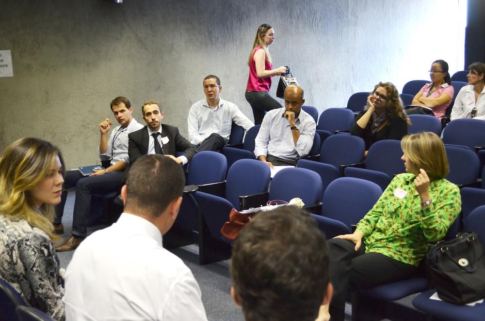 Diretores e associados deixaram a Assembleia Geral contentes com o que foi exposto. Foto: Filipe Calmon / ANESP