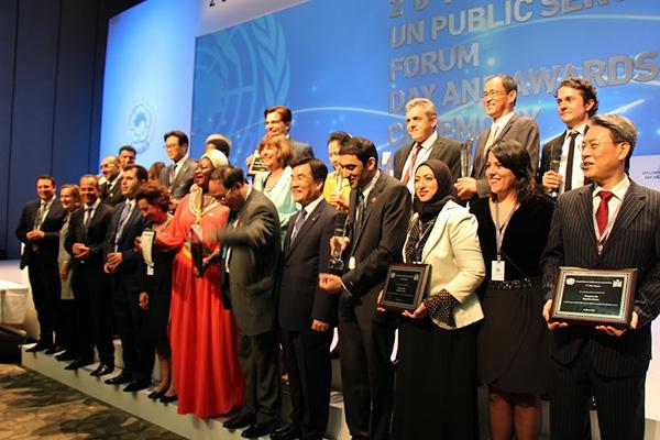 Premiação foi em Seul, na Coreia do Sul. Foto: Divulgação