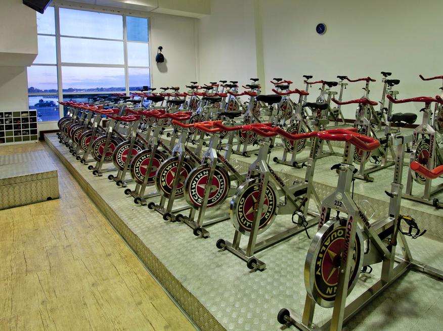 Sala de bike