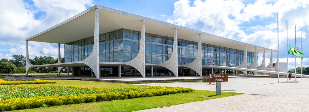 Palácio do Planalto, Brasília DF. Foto: André Diogo Moecke