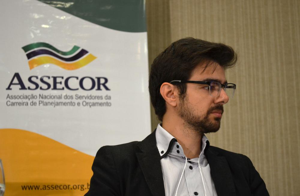 Guilherme Santos Mello é pesquisador do Instituto de Economia da Unicamp e professor da FACAMP. Foto:Filipe Calmon / ANESP