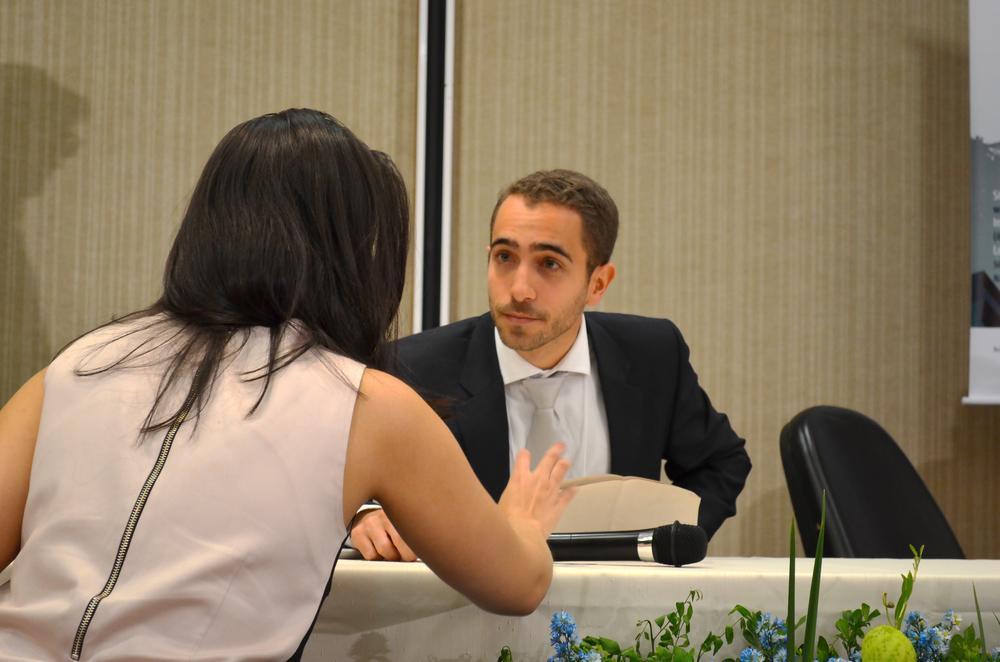 Matheus Azevedo, Diretor de Comunicação e Divulgação da ANESP.Foto:Filipe Calmon / ANESP