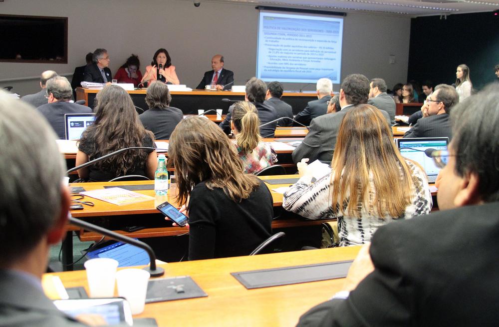 Audiência Pública - CTASP Foto: Viola Jr. - Câmara dos Deputados