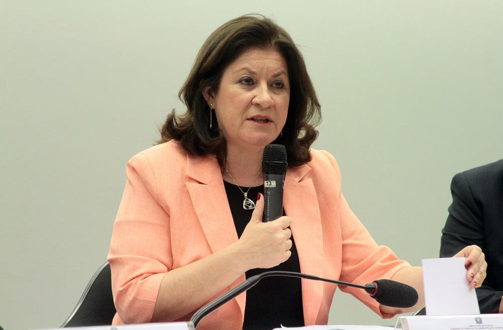 Miriam Belchior - Ministra do MPOG Foto: Viola Jr. Câmara dos Deputados