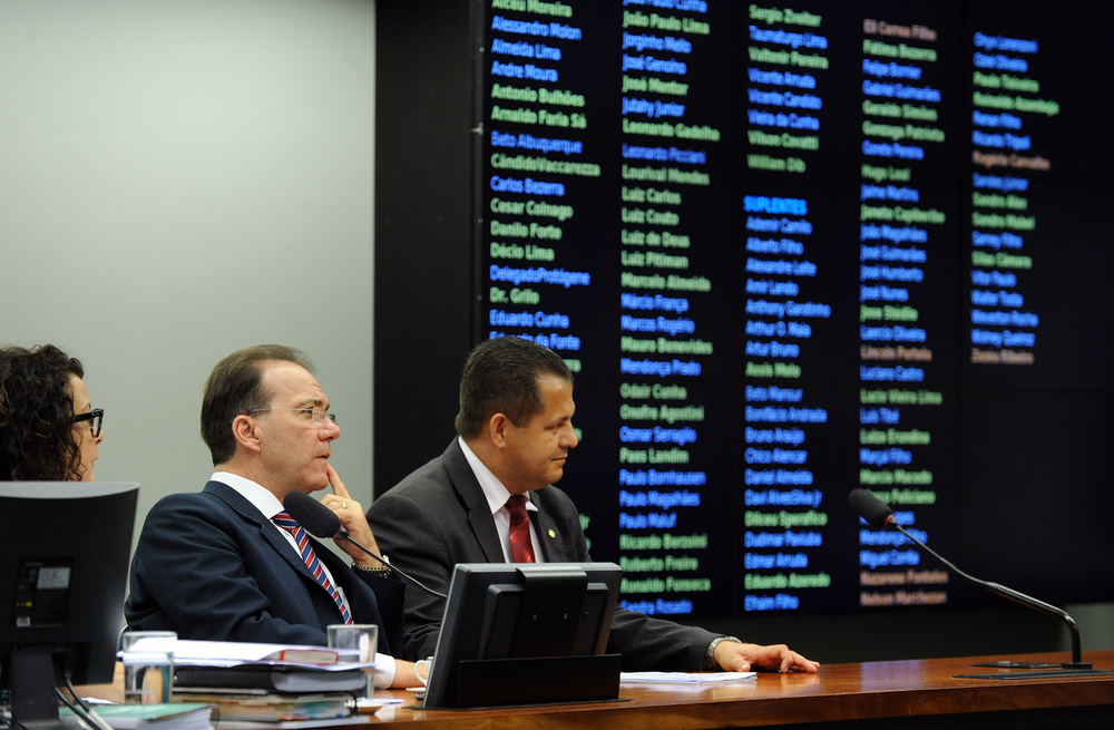 Comissão Mista de Regulamentação da Constituição e Consolidação das Leis Foto: Gabriela Korossy - Câmara dos Deputados