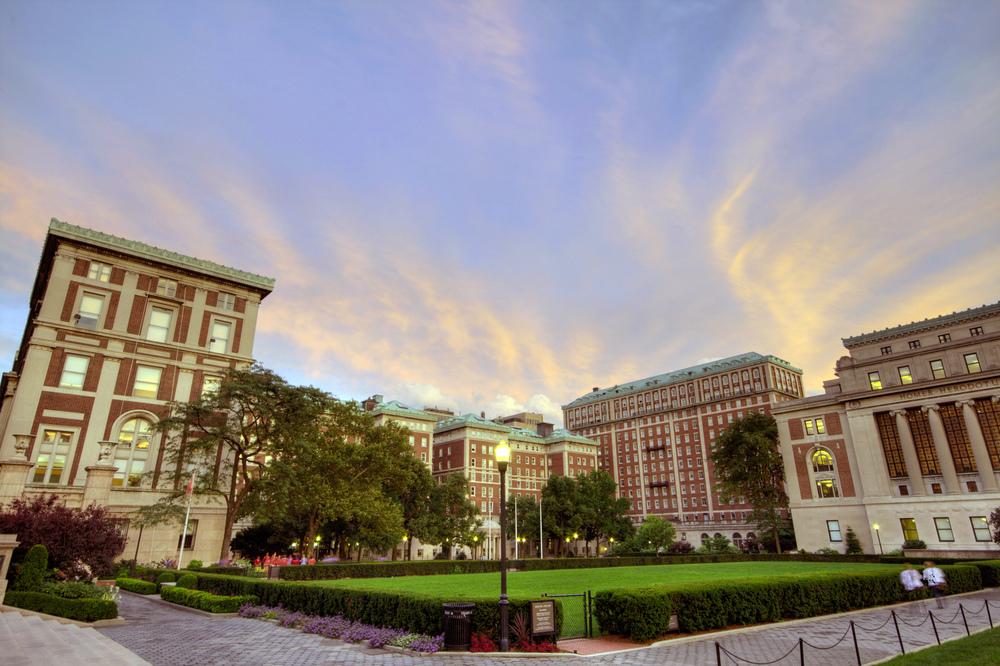 A Universidade Columbia é sediada em Nova Iorque, nos Estados Unidos da América. Foto: Jonathan Bell
