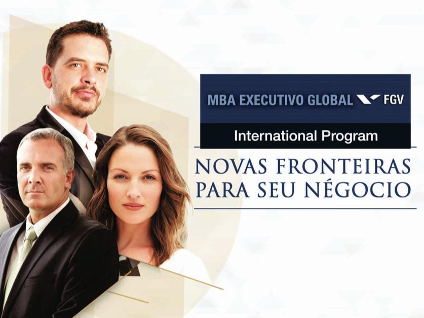 Imagem: Divulgação / FGV
