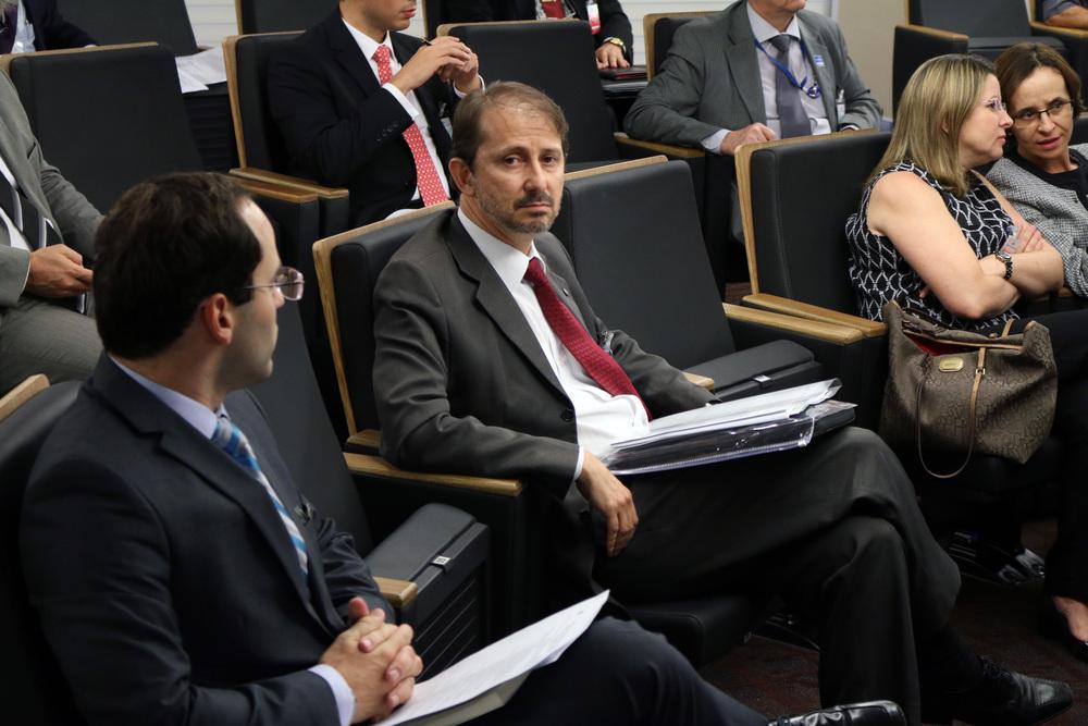Alexandre Ribeiro Motta, diretor-geral da Esaf. Foto: Filipe Calmon / ANESP