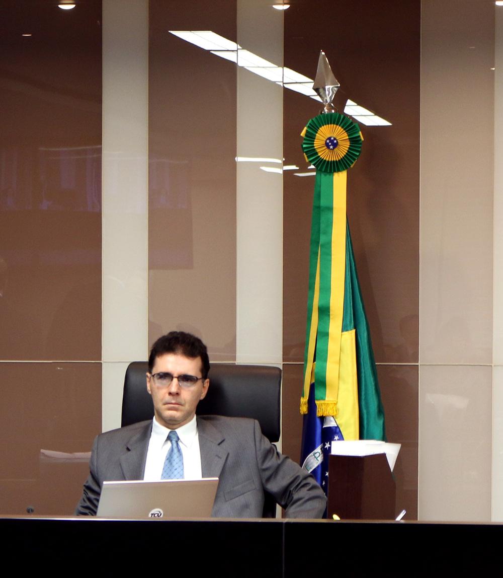 O Subprocurador-geral Lucas Furtado. Foto: Filipe Calmon / ANESP
