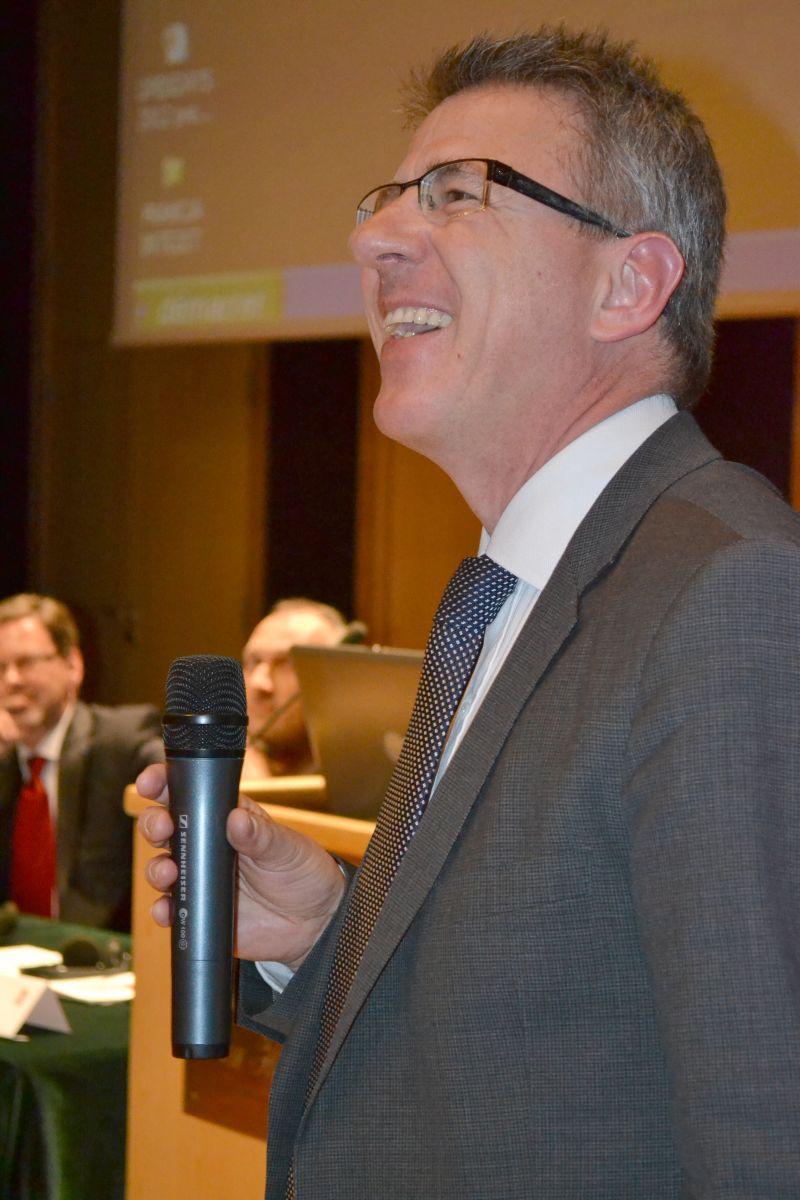 Max Brunner - Diretor Adjunto ENA