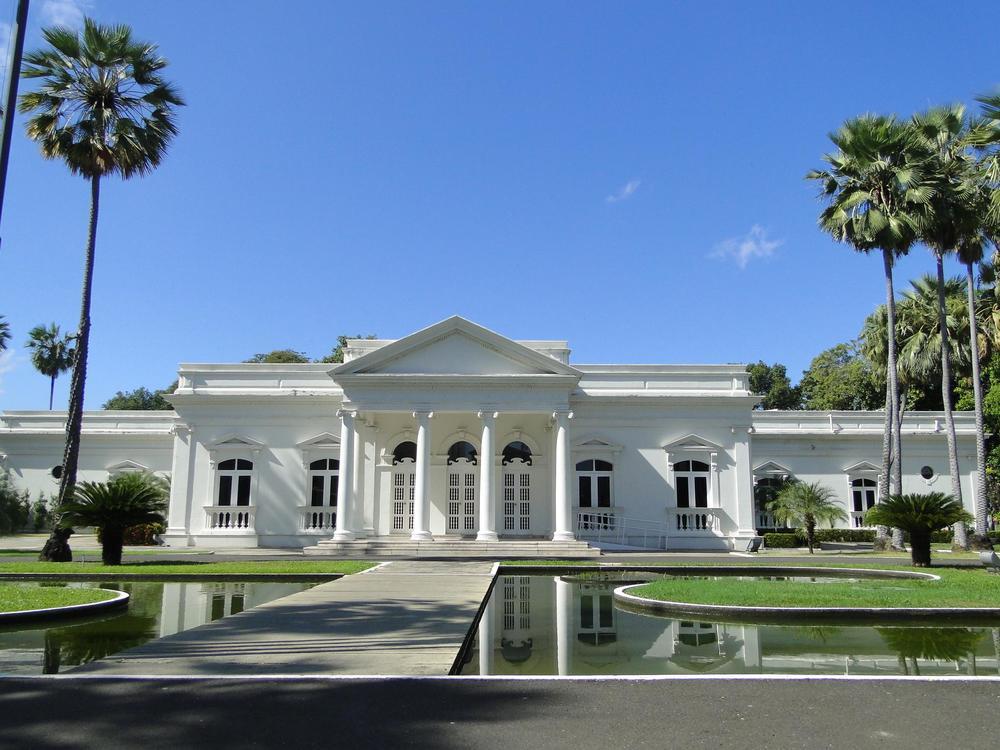 Palácio deKarnak Sede do Governo do Piauí Foto: Átila Ximenes