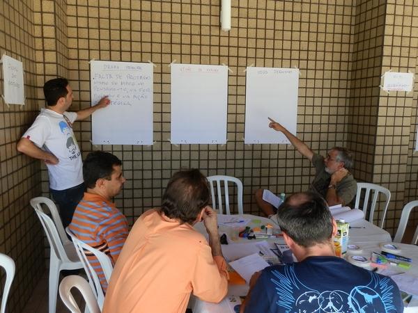Segundo evento de Cocriação para o CBGP Foto: Ascom ANESP