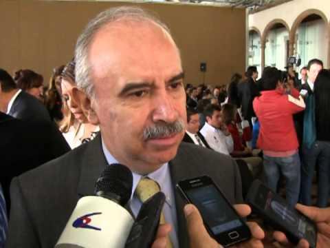 Julián Olivas Ugalde titular da Secretaria de Função Pública do México