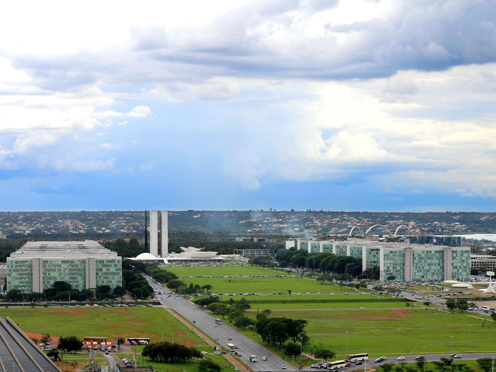 Esplanada dos Ministérios. Foto: Filipe Calmon / ANESP