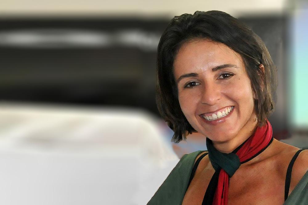 Patrícia Audi assume STPC da Controladoria Geral da União. Foto: Arquivo pessoal.