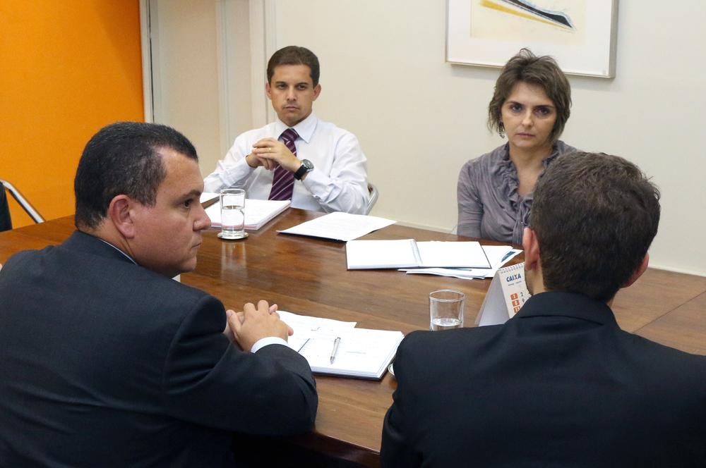 A Diretora de Formação Profissional da ENAP, Maria Stela Reis, participou do encontro. Foto: Filipe Calmon / ANESP