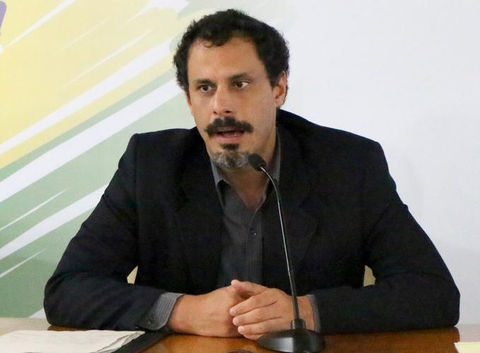 Andrei Soares é Diretor de Assuntos Profissionaisda ANESP. Foto: Filipe Calmon / ANESP