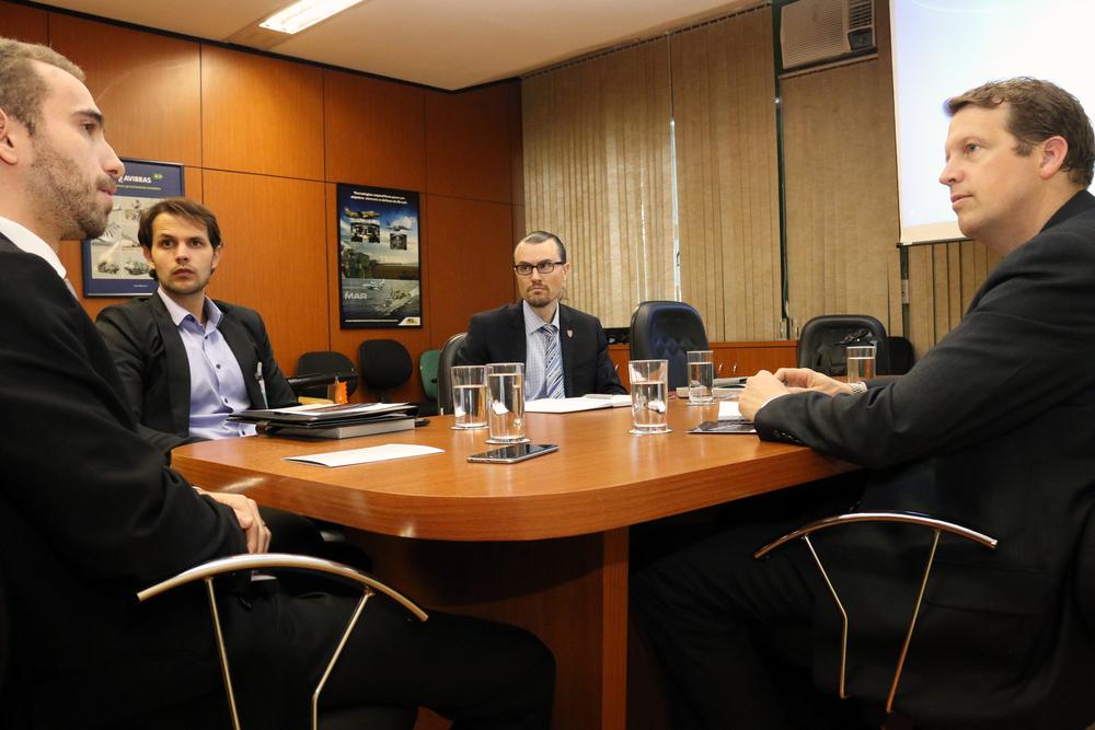 O encontro serviu para estreitar os laços entre ANESP e Harvard.