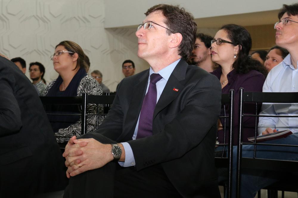O evento foi organizado por Luiz Henrique D'Andrea.