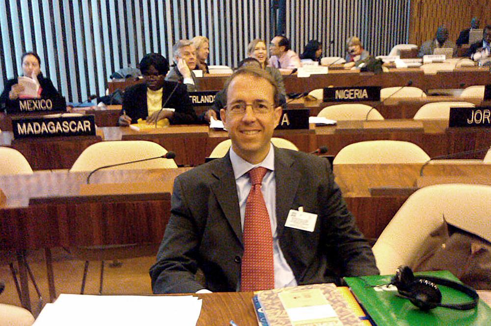 Rodrigo Lamego é EPPGG da 9ª Turma. Foto: Arquivo pessoal