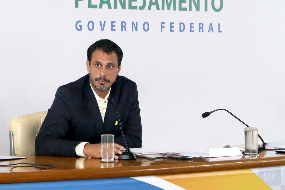 Diretor de Assuntos Profissionais da ANESP, Andrei Soares, que representa a Associação no Comitê Consultivo da Carreira