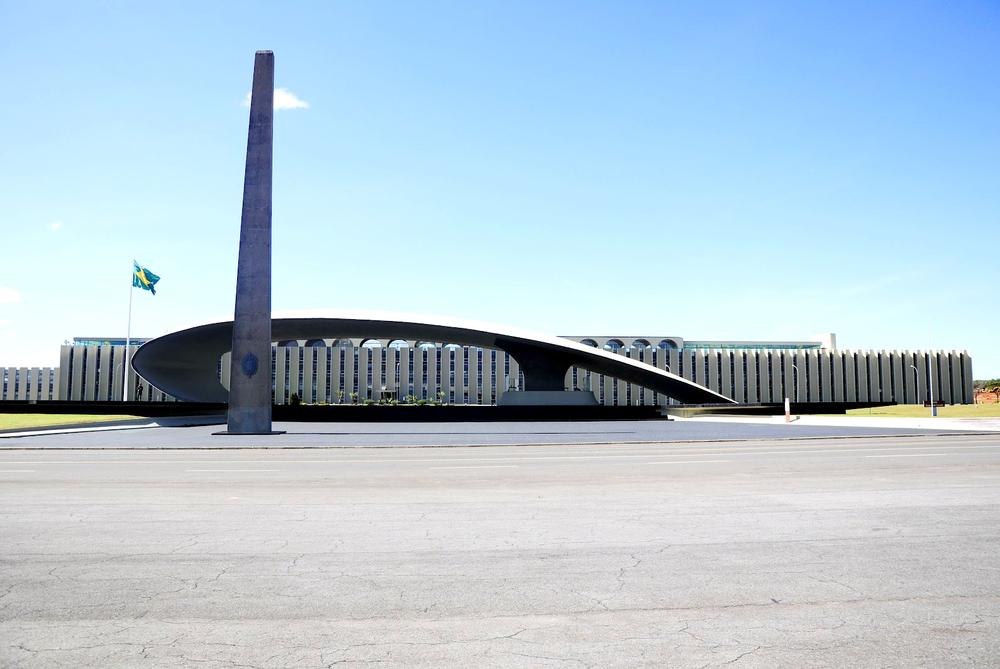 QG do Exército em Brasília. Foto: Thaís C.