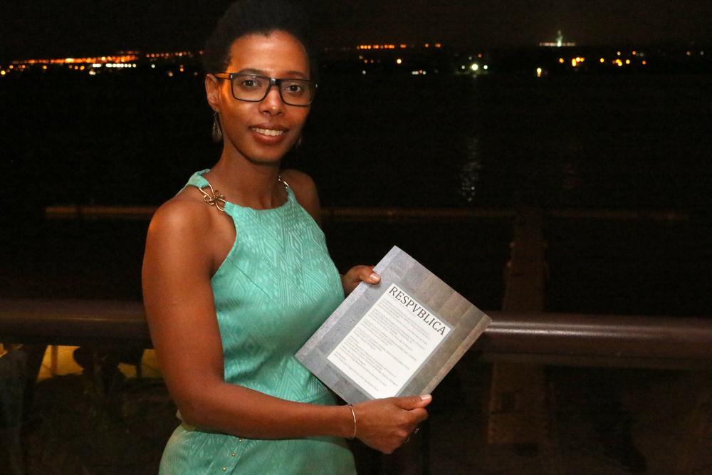 Maria Aparecida Chagas Ferreira é EPPGG da 4ª Turma. Foto: Filipe Calmon / ANESP