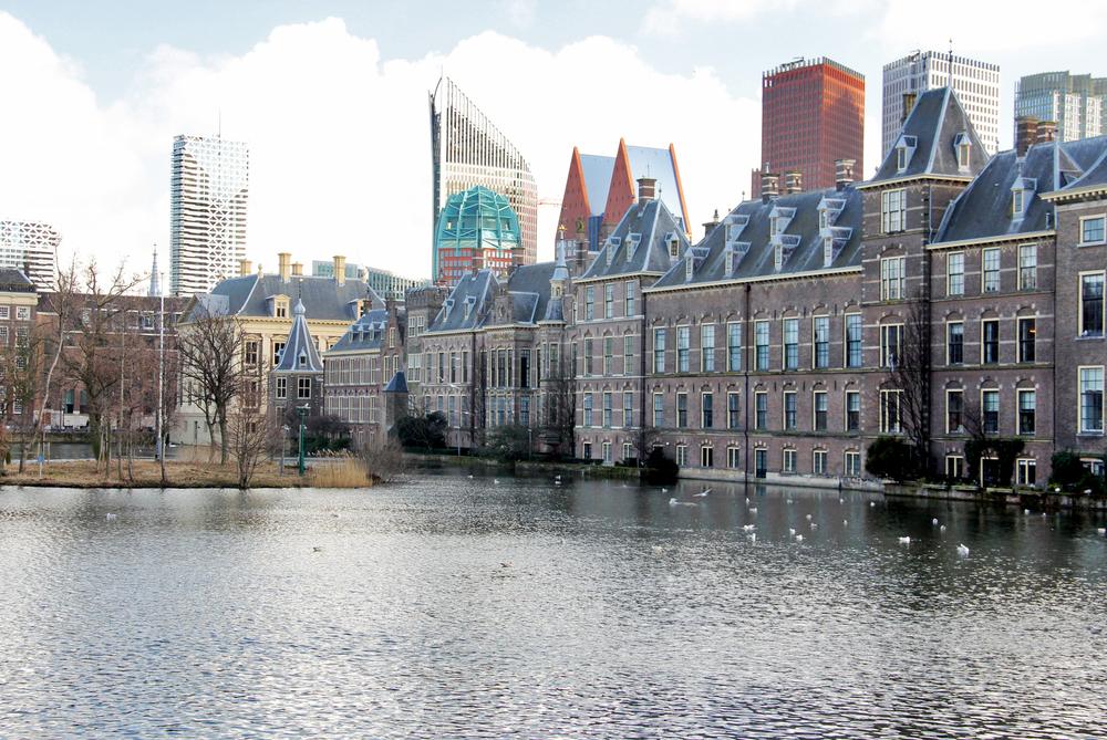 Cidade de Haia, na Holanda. Foto:Ana Paula Hirama