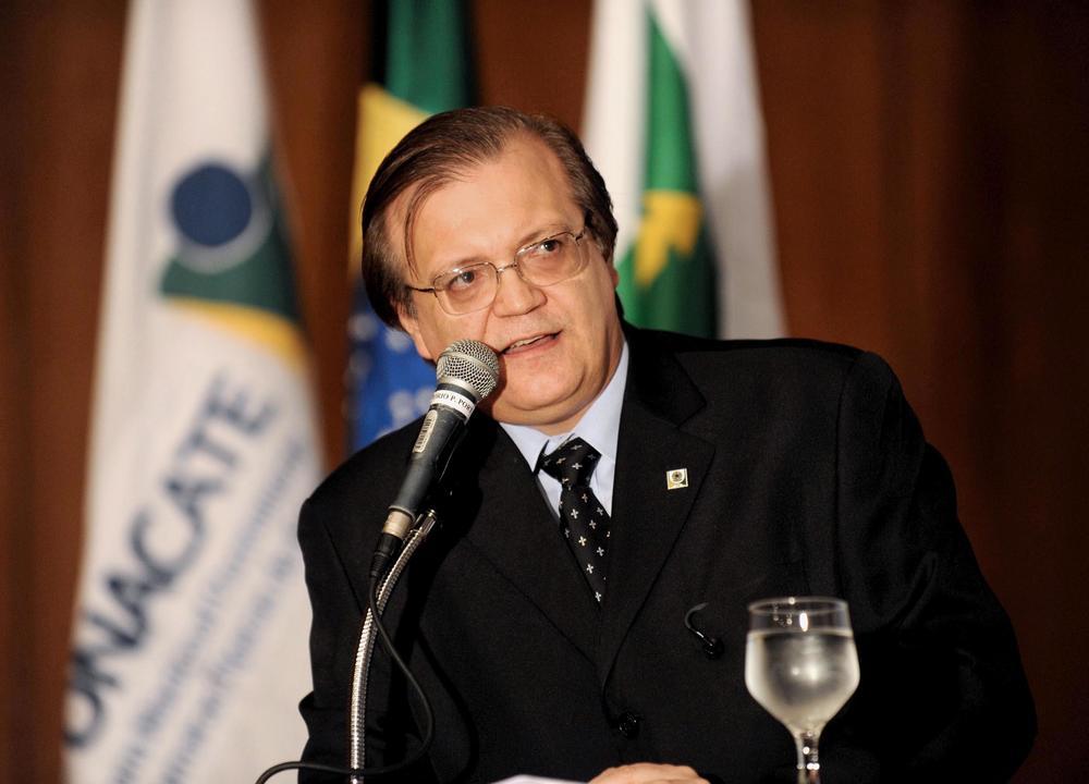 Luiz Alberto dos Santos é ex-Presidente da ANESP