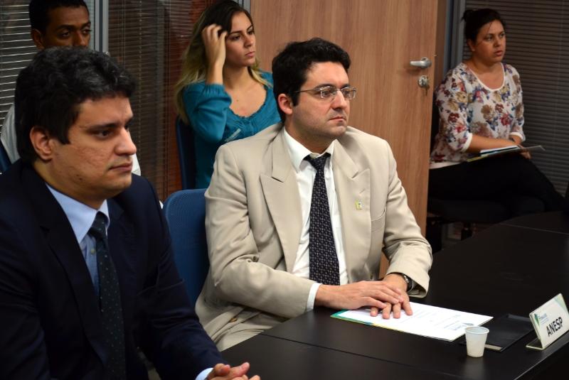 Alex Canuto, Diretor Jurídico, acompanhou cada caso.