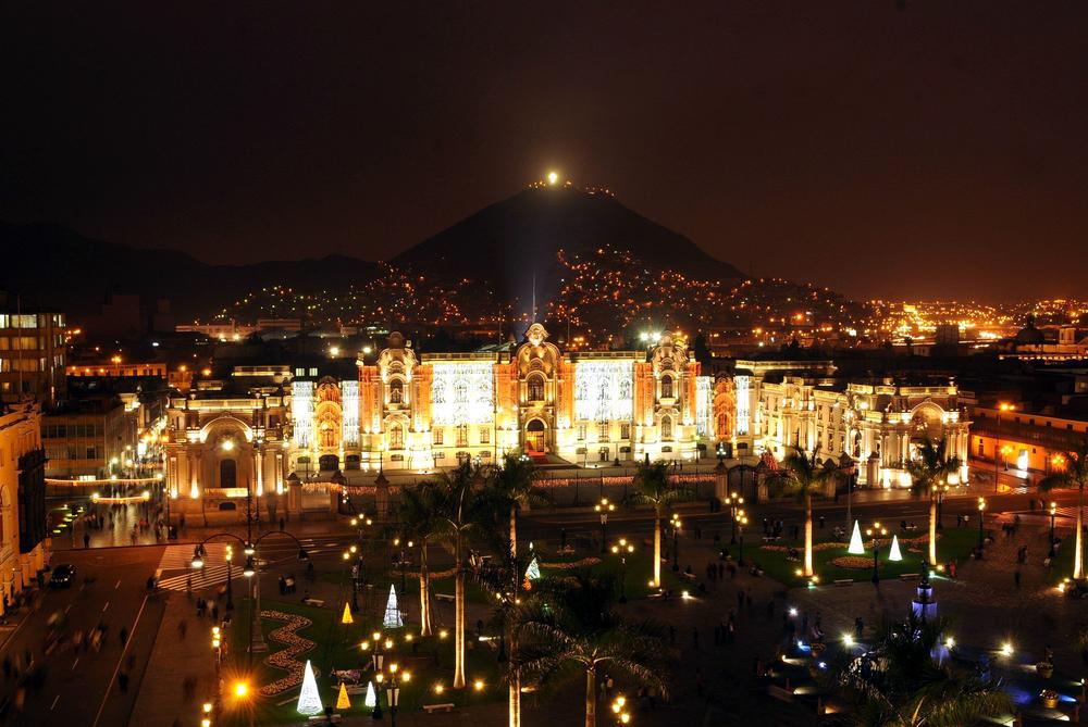Centro histórico de Lima. Foto: Travel to Peru