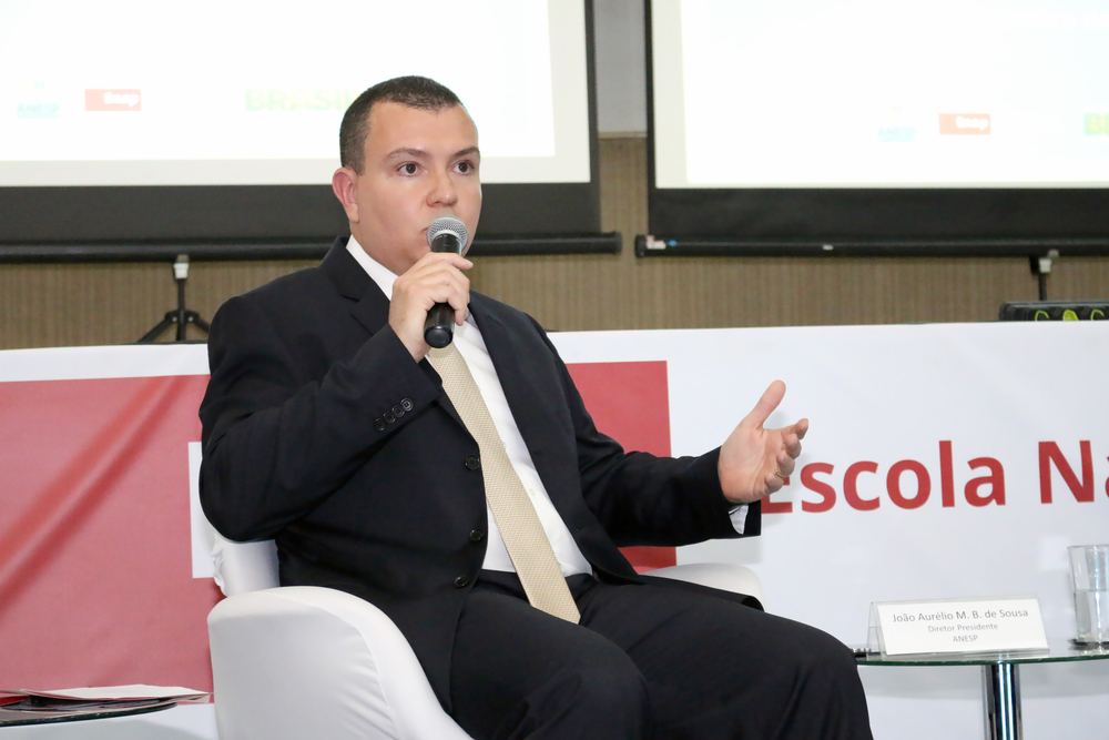 João Aurélio, Presidente da ANESP. Foto: Filipe Calmon / ANESP