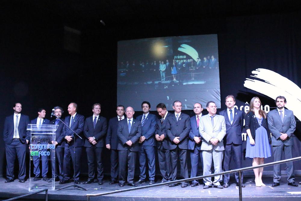 Patrocinadores e Apoiadores do Prêmio Congresso em Foco 2015