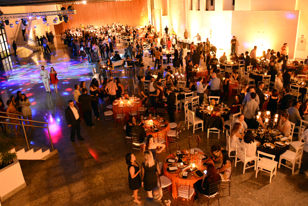 Evento em 2014 foi realizado em altíssimo padrão. Foto: ANESP