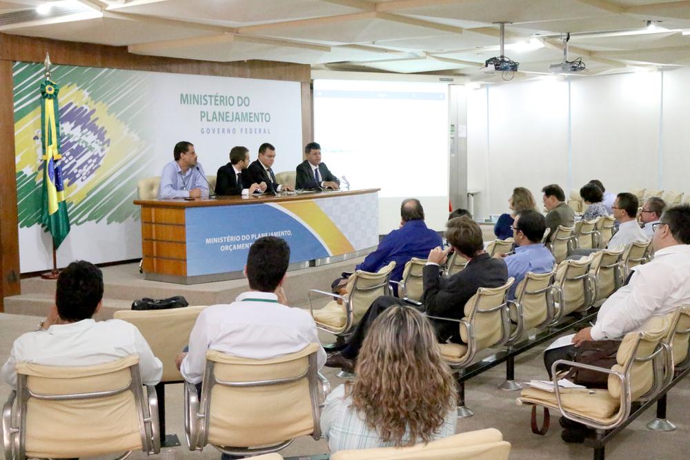 Assembleia foi realizada no auditório térreo do MP. Foto: Filipe Calmon / ANESP