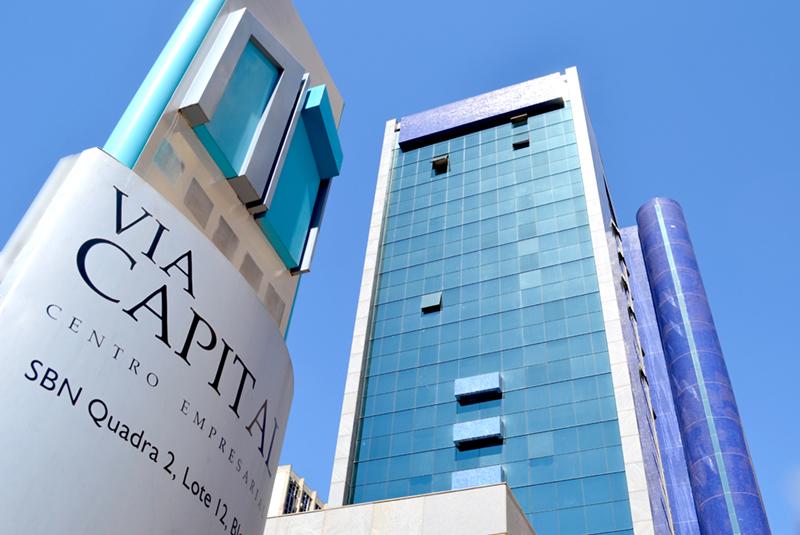 A ANESP ocupa as salas 309/310 do Edifício Via Capital. Foto: Filipe Calmon / ANESP