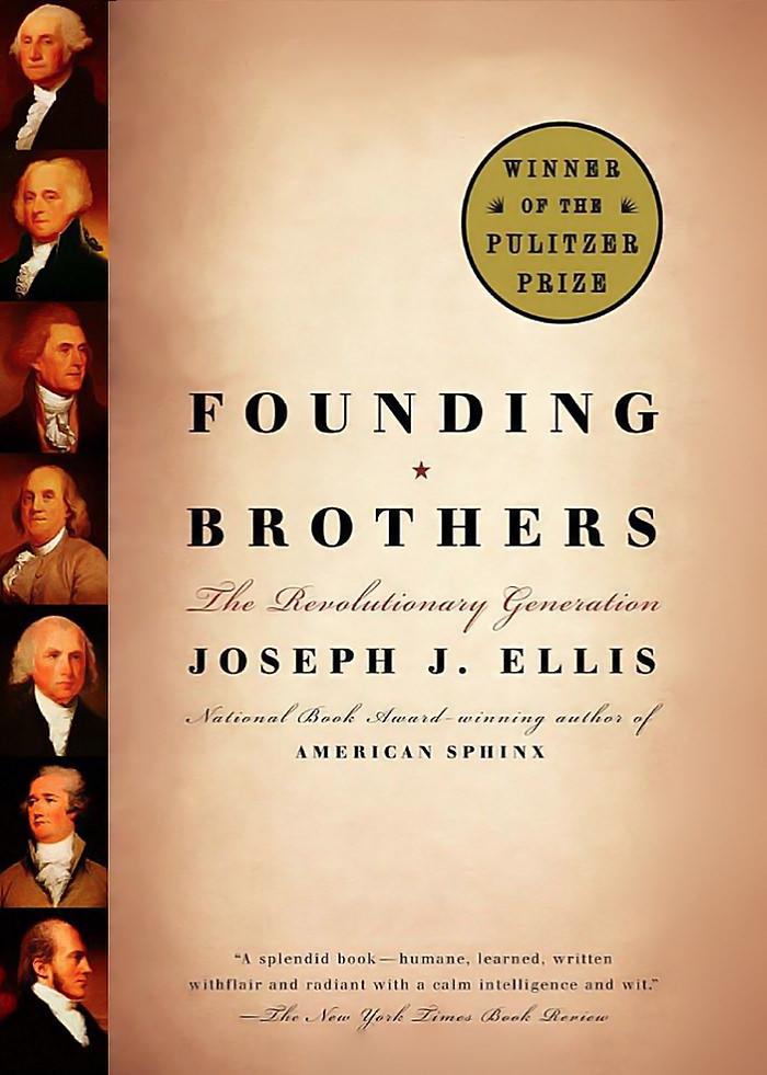Ellis, Joseph - Founding Brothers.jpg