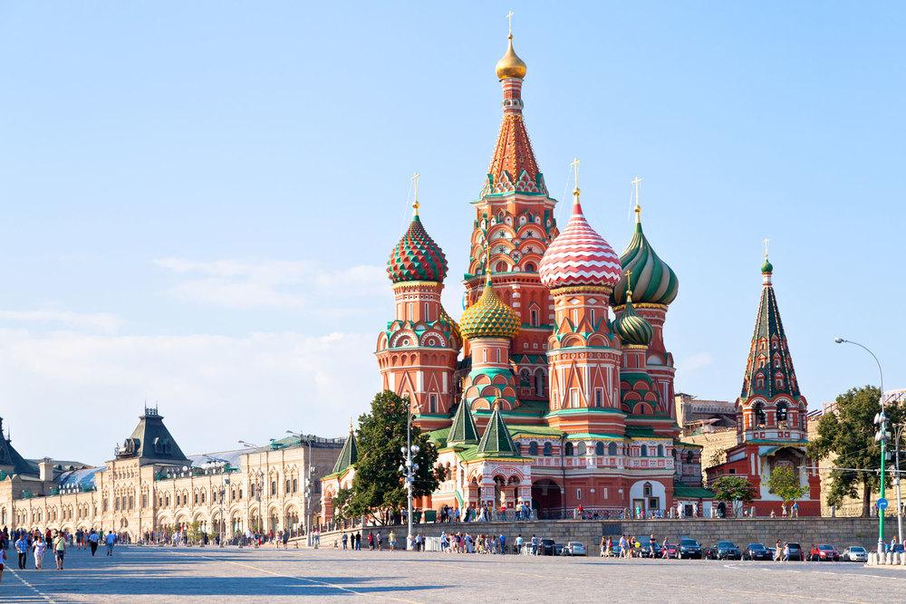 Kremlin, em Moscou (Rússia)
